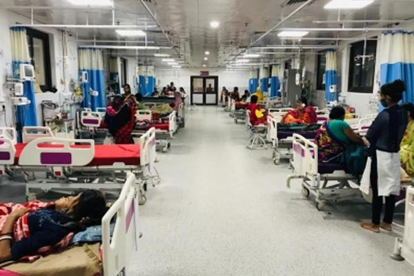 कर्नाटक के 12 जिलों में बच्चों के वायरल फ्लू के मामले बढ़े