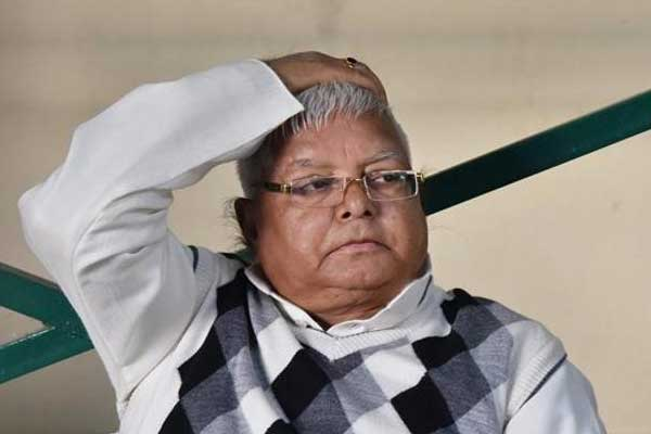 Lalu Prasad bail plea deferred for six weeks - Ranchi News in Hindi