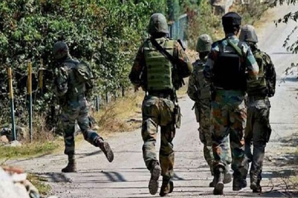 Top LeT terrorist commander, another militant killed in Kashmir - Jammu News in Hindi