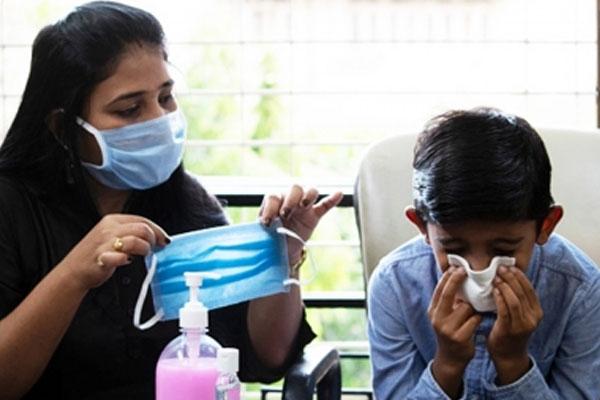 Long lasting Covid symptoms rare in children: Study - Health Tips in Hindi