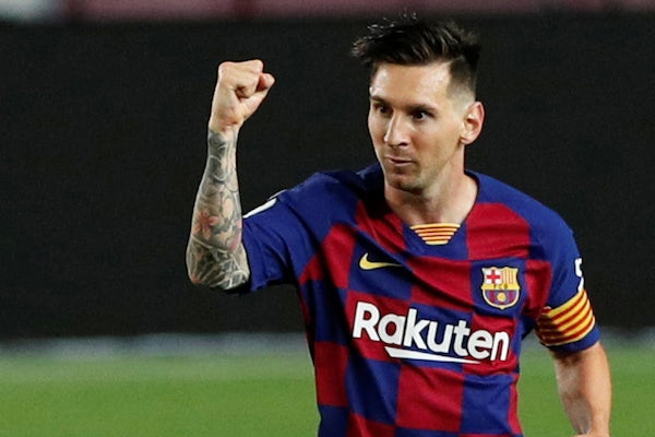 Barca confident Messi will sign new contract with the club - Football News in Hindi