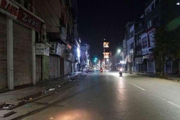 मध्यप्रदेश : छिंदवाड़ा में 3 और बैतूल, खरगोन व रतलाम में आज से चार अप्रैल तक पूर्णबंदी