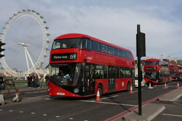 London buses to be powered by leftover coffee - Weird Stories in Hindi