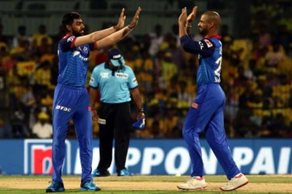Lovely to watch Prithvi bat so effortlessly: Dhawan - Cricket News in Hindi