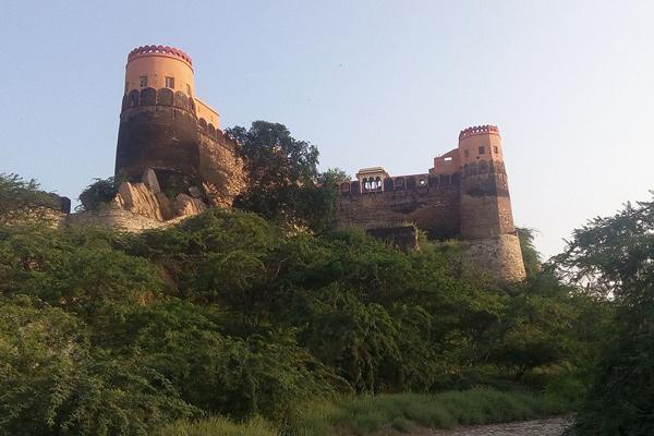 'माधोगढ़-महेंद्रगढ़-नारनौल-रेवाड़ी  हैरिेटेज सर्किट' बढाएगा  हरियाणा में पर्यटन