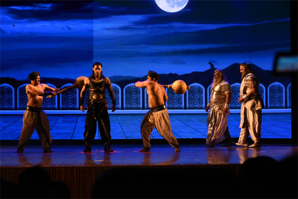 Mahabharat play for second time in Jaipur - Jaipur News in Hindi