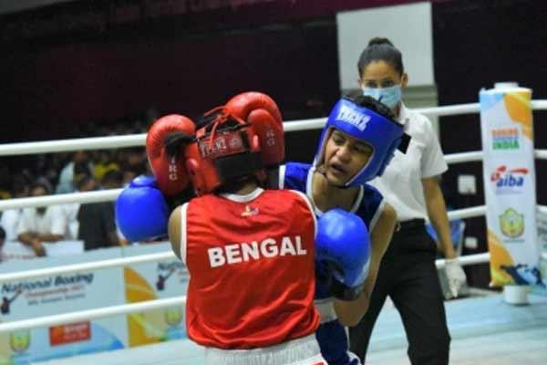 माही राघव ने नेशनल बॉक्सिंग चैंपियनशिप के क्वार्टर फाइनल में प्रवेश किया