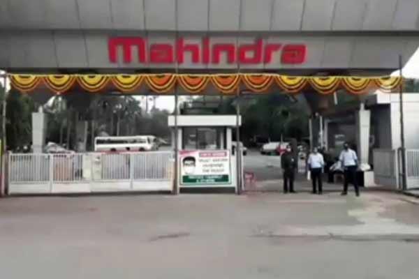 महिंद्रा एंड महिंद्रा ने मार्च में 40,403 यूनिट्स की बिक्री की