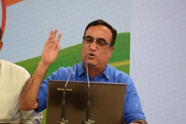Maken starts talks with Congress MLAs in Rajasthan - Jaipur News in Hindi