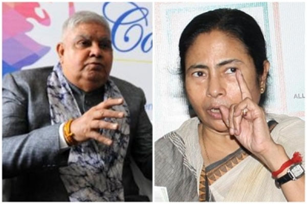 Governor Dhankhar targeted Mamta, said - no one is above the constitution - Kolkata News in Hindi