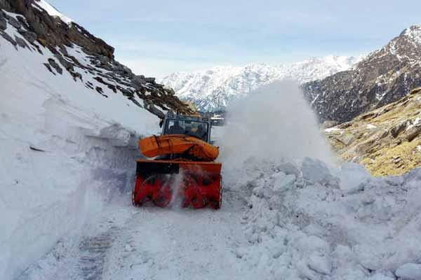 Kullu news : Manali-Leh highway will open again in 10 days - Kullu News in Hindi