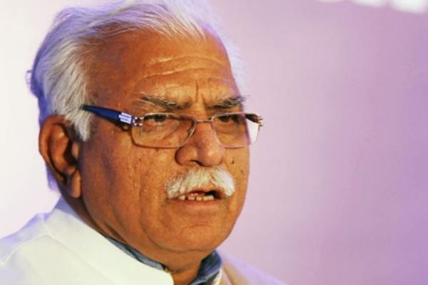 कश्मीर समस्या के लिए हरियाणा CM खट्टर ने नेहरू को ठहराया जिम्मेदार