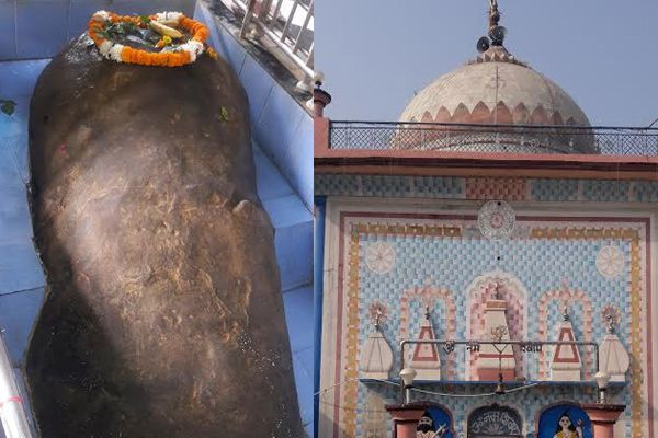 The size of the stone temple in the form of a growing Swynshmbhu - Amritsar News in Hindi