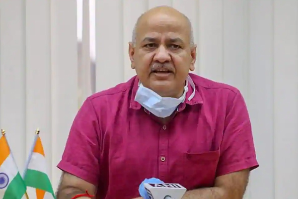 Delhi: Manish Sisodia appointed as Nodal Minister for Covid Management - Delhi News in Hindi