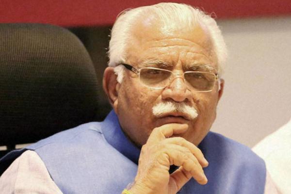 Khattar good governance failed again in Haryana - Chandigarh News in Hindi