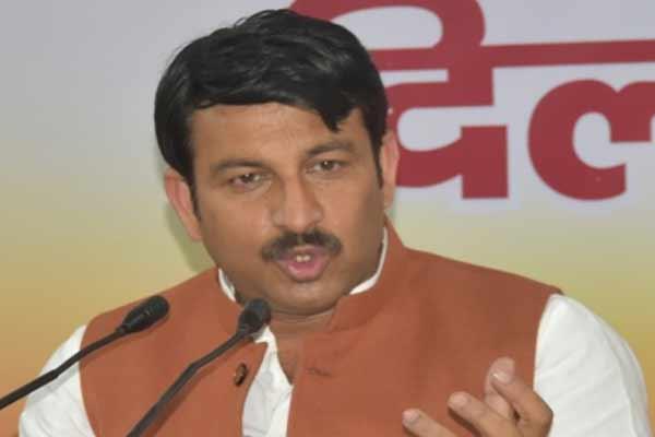 Political war started between AAP, BJP over Chhath Puja in Delhi - Delhi News in Hindi