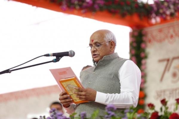 Gujarat new cabinet minister will take oath on September 16 - gandhinagar News in Hindi