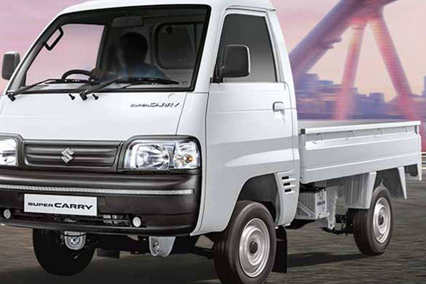 Maruti Suzuki Super Carry records cumulative sales of over 70k units - Automobile News in Hindi
