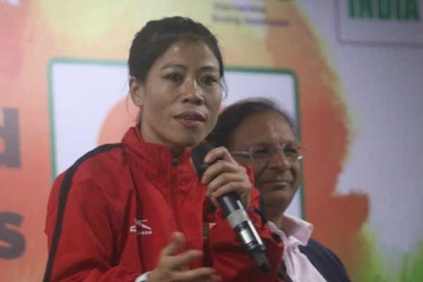Mary Kom will lead India in Asian Boxing Championship - Sports News in Hindi