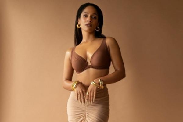 Masaba Gupta oozes oomph in brown attire - Masala Gossips in Hindi