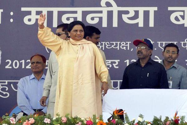 mayawati attacked on mulayam in badaun - Budaun News in Hindi