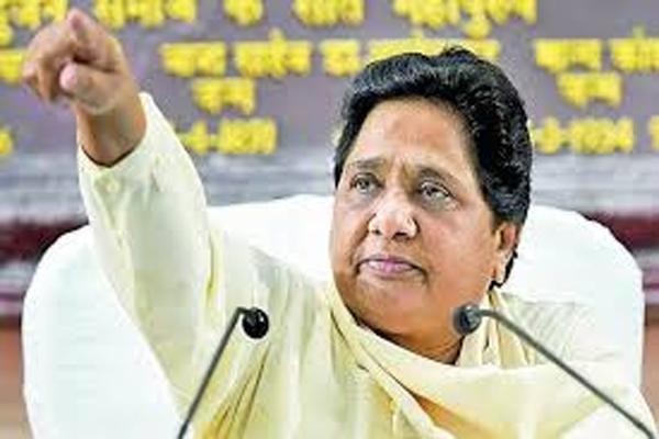कांग्रेस ने 60 साल तो भाजपा ने 5 साल जनता को ठगा -  मायावती