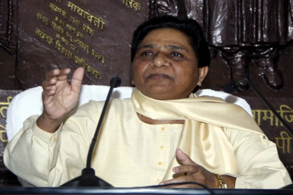 Mayawati attacked the central and UP government on inflation - Lucknow News in Hindi