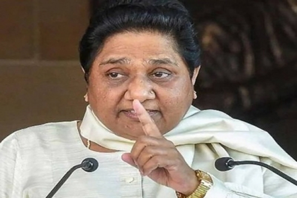 Mayawati attack on Congress, said, Dalits are remembered in times of trouble - Lucknow News in Hindi