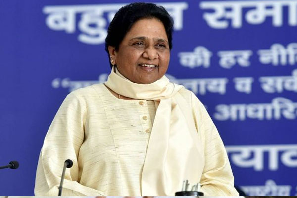 Mayawati told the reservation of backwards in the admission of medical courses, the decision of electoral interest - Lucknow News in Hindi