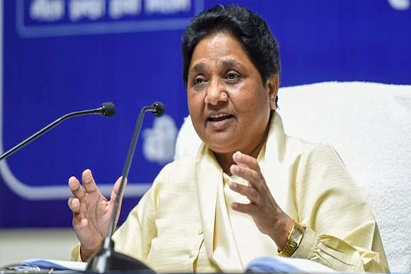 Corona rules are being violated in election rallies and road shows: Mayawati - Lucknow News in Hindi