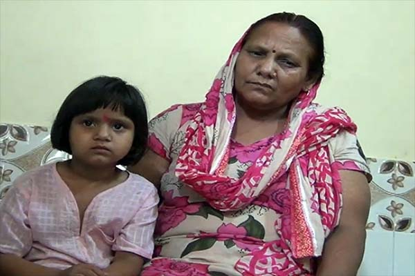 child demanded punishment for Mother killers in meerut - Meerut News in Hindi