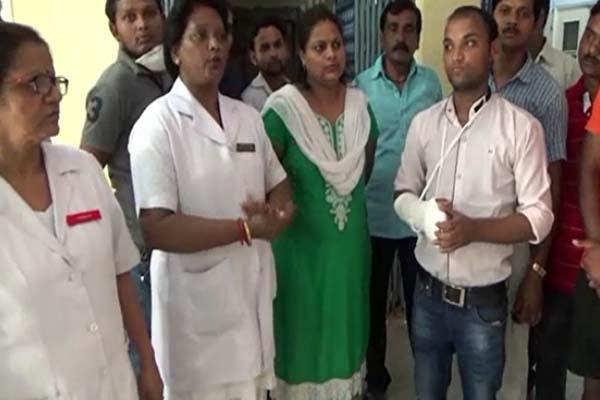 Pregnant women die during treatment in meerut - Meerut News in Hindi