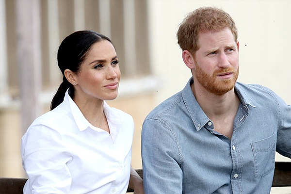 Megan and Harry will talk with Oprah Winfrey on tensions in the royal family - Hollywood News in Hindi
