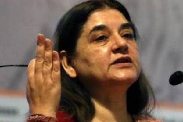 सुल्तानपुर : मुसलमानों के बगैर जीतूंगी तो अच्छा नहीं लगेगा : मेनका गांधी
