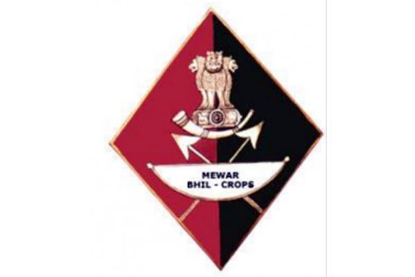 मेवाड़ भील कोर के लिए लिखित परीक्षा 27 अगस्त को प्रस्तावित