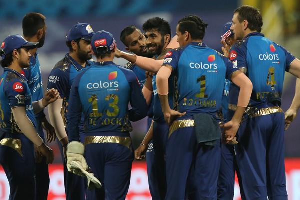 IPL13 : Suryakumar, Bumrah lead MI to 57-run win over RR - Cricket News in Hindi