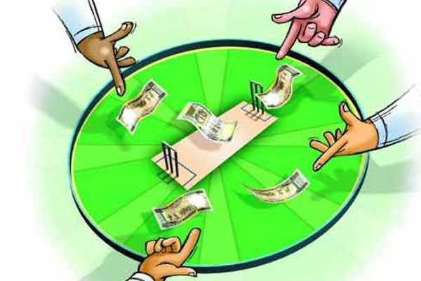 ATS caught three spots betting IPL cricket match in Jaipur, seven bookies arrested - Jaipur News in Hindi