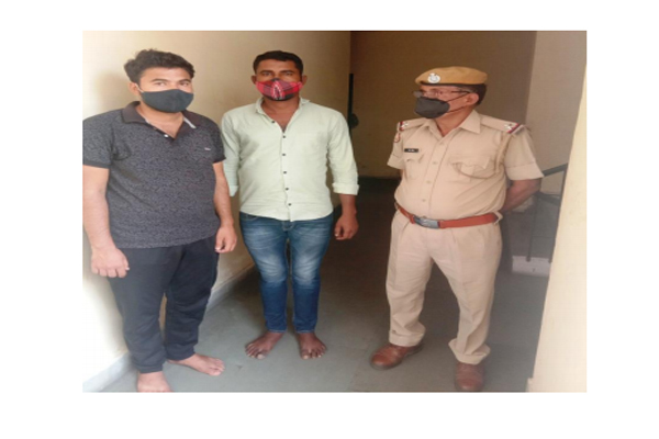 Millions of rupees betting on IPL match in Jaipur, two arrested - Jaipur News in Hindi