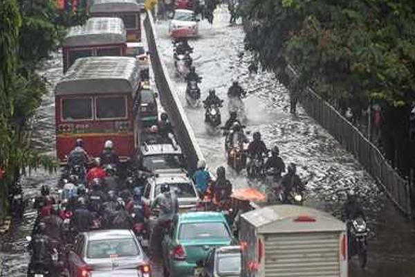 Weather Up Bihar Mumbai Rain Met Temprature Humid Atmosphere Water Logging - India News in Hindi