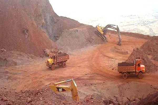 A team of ten officers will study the mining block auction and online data upload process of four states - Jaipur News in Hindi