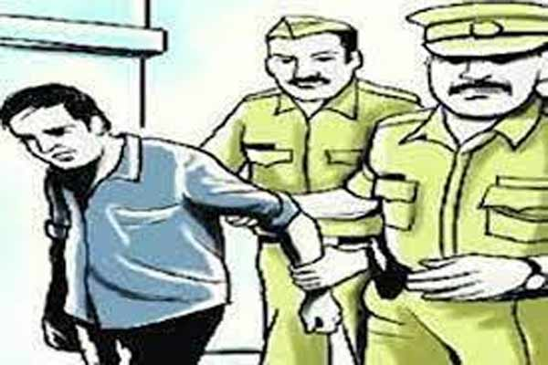 Miscreants arrested under Operation aag in Jaipur, country-made pistol confiscated - Jaipur News in Hindi