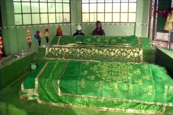 World Valentines Day : story of Tomb of Laila-Majnu in the sri ganganagar - Sri Ganganagar News in Hindi