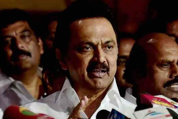 Stalin may not contest polls for 6 yrs if SC decision goes against him: TN CM - Chennai News in Hindi