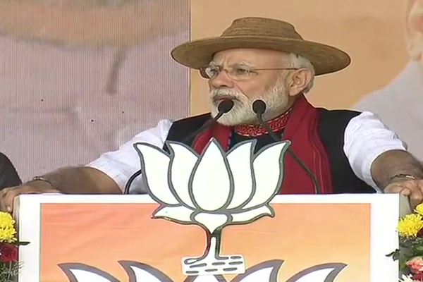 Prime Minister Narendra Modi said in Pasighat of Arunachal Pradesh - Itanagar News in Hindi