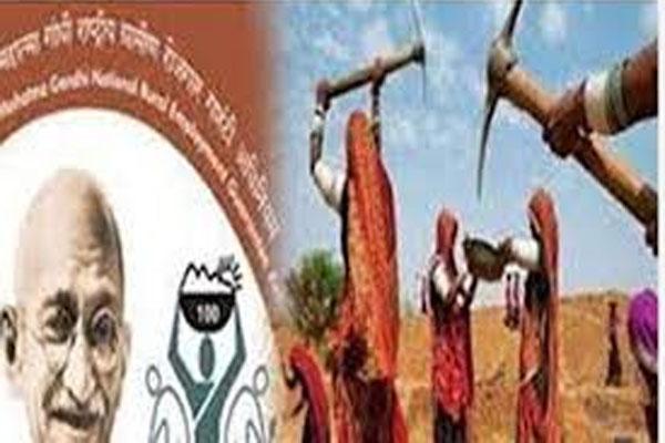 Dead man was getting MNREGA wages for 4 years in Gujarat - gandhinagar News in Hindi