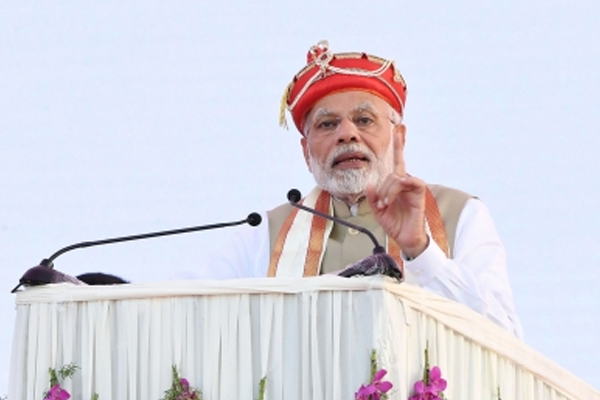 Police trust should be given to citizens, security to women: PM Modi - Pune News in Hindi