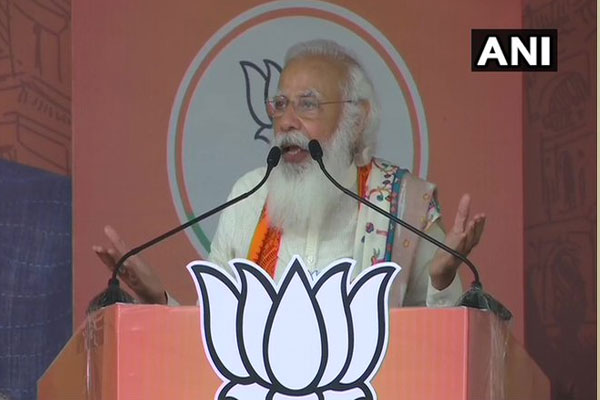 BJP double engine government will give Bengal a new political environment: PM Modi - Kolkata News in Hindi