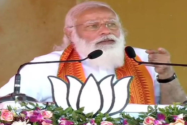 Go for BEST, reject Congress feudal culture: PM in Puducherry - India News in Hindi