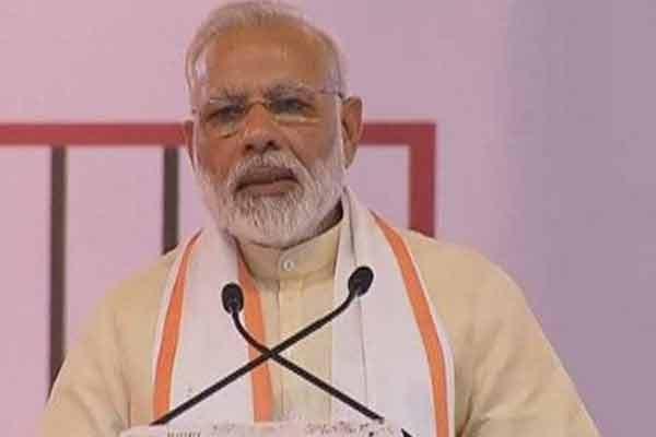 PM Modi arrives in Ahmedabad for Sabarmati Ashram centenary celebrations - Ahmedabad News in Hindi