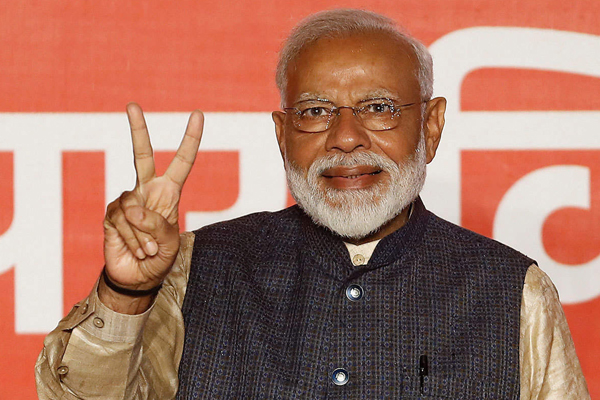 Hindu Hriday Samrat Modi : PM Modis populist development model working well in conjunction with Hindutva - India News in Hindi